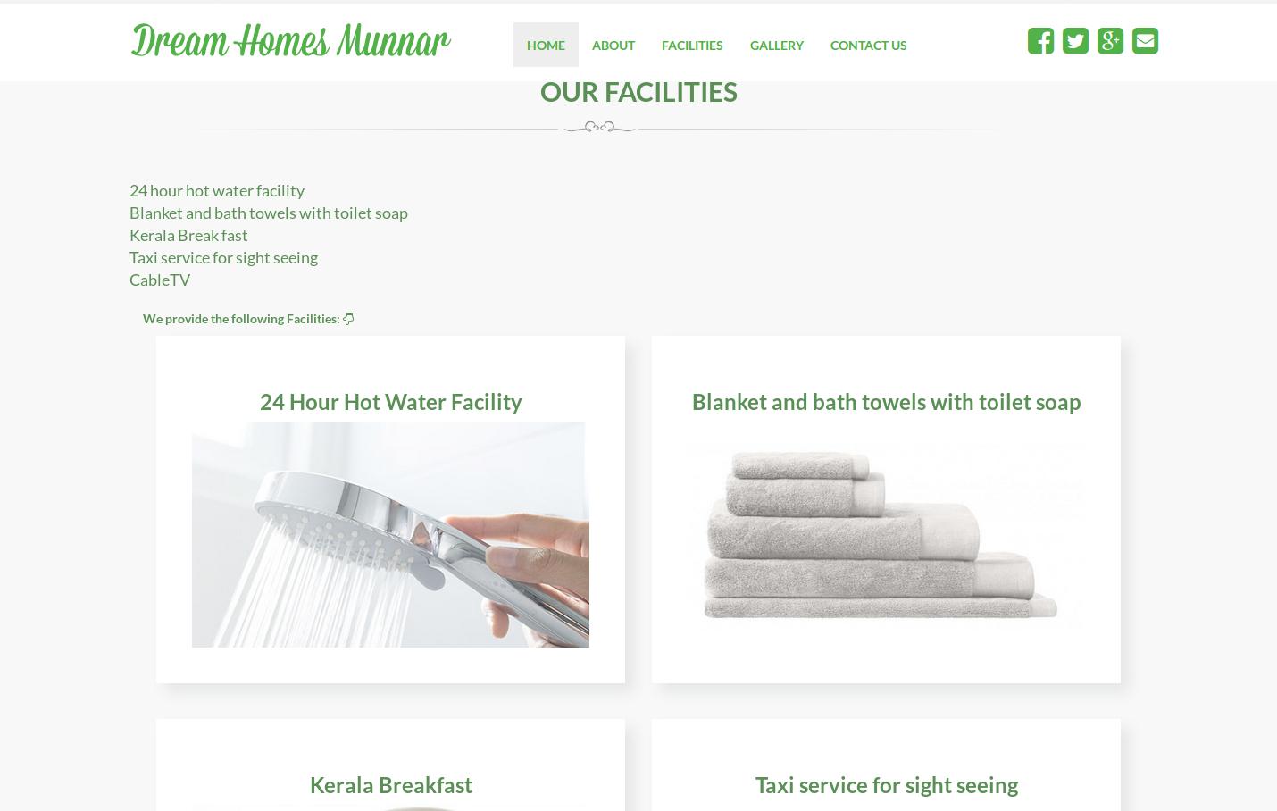 Dream Homes Munnar